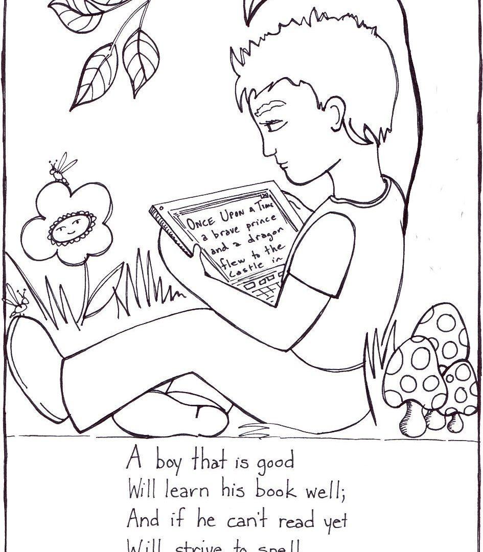 Luxury Free Printable Nursery Rhyme Coloring Pages | Coloring Pages - Free Printable Nursery Rhymes