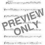 Mancini   The Pink Panther Sheet Music For Trumpet Solo [Pdf]   Free Printable Trumpet Sheet Music Pink Panther