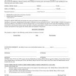 Manufactured Home Bill Of Sale Form   4 Free Templates In Pdf, Word   Free Printable Bill Of Sale For Mobile Home