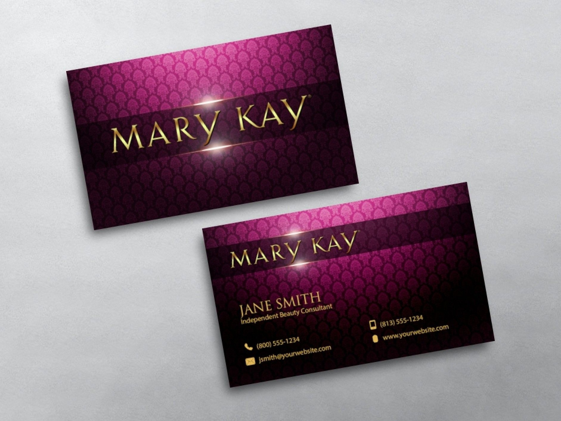 Mary Kay Business Cards In 2019 | Pink Dreams | Mary Kay, Free - Free Printable Mary Kay Business Cards