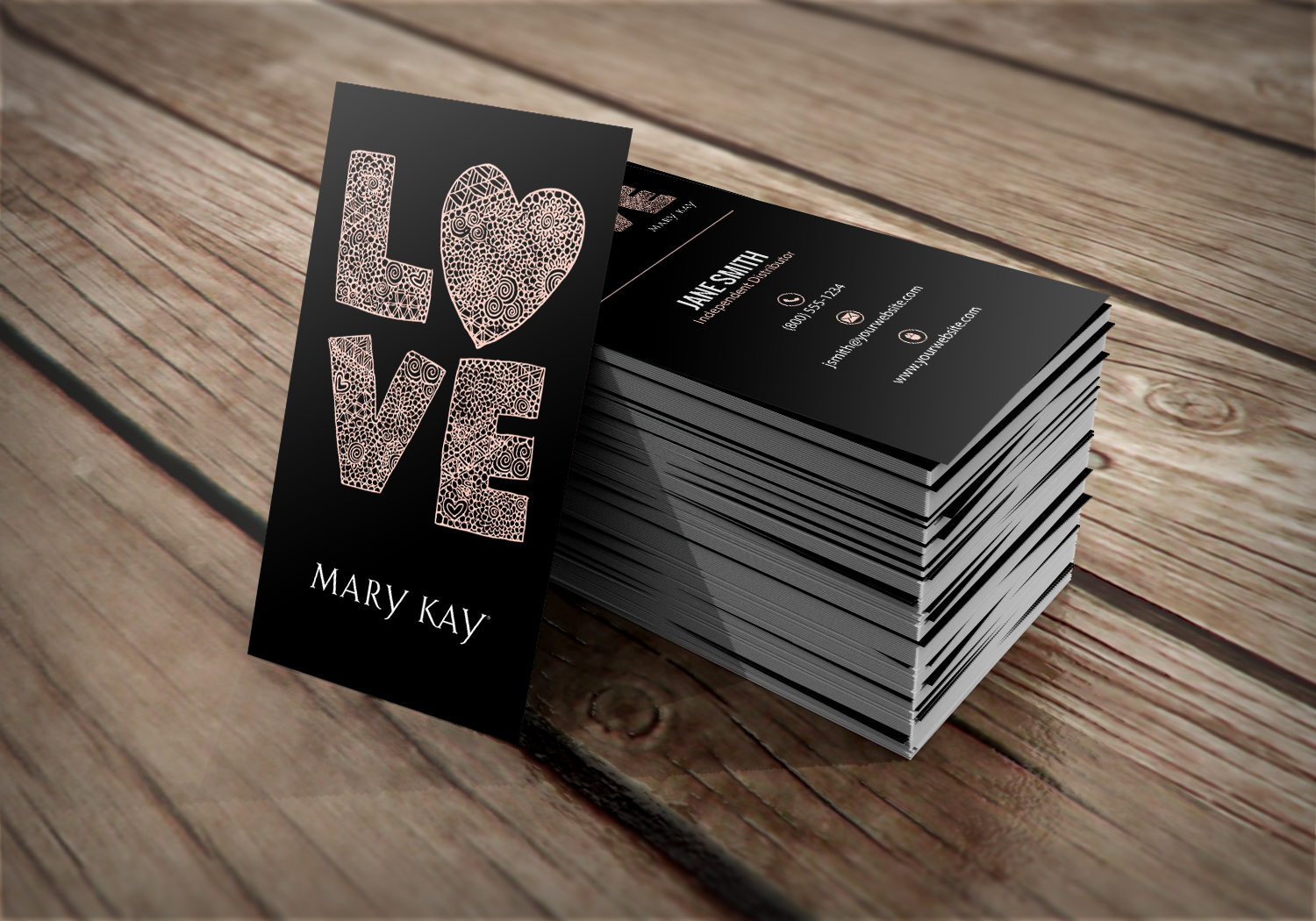 Mary Kay Business Cards | Mary-Kay Business Cards | Mary Kay, Mary - Free Printable Mary Kay Business Cards