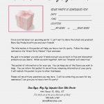 Mary Kay Hostess Invitations   Mary Kay Order Form   Mary Kay Ideas   Mary Kay Invites Printable Free