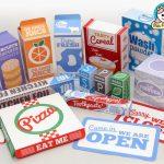 Miss Printables: 2014   Free Printable Play Food Labels