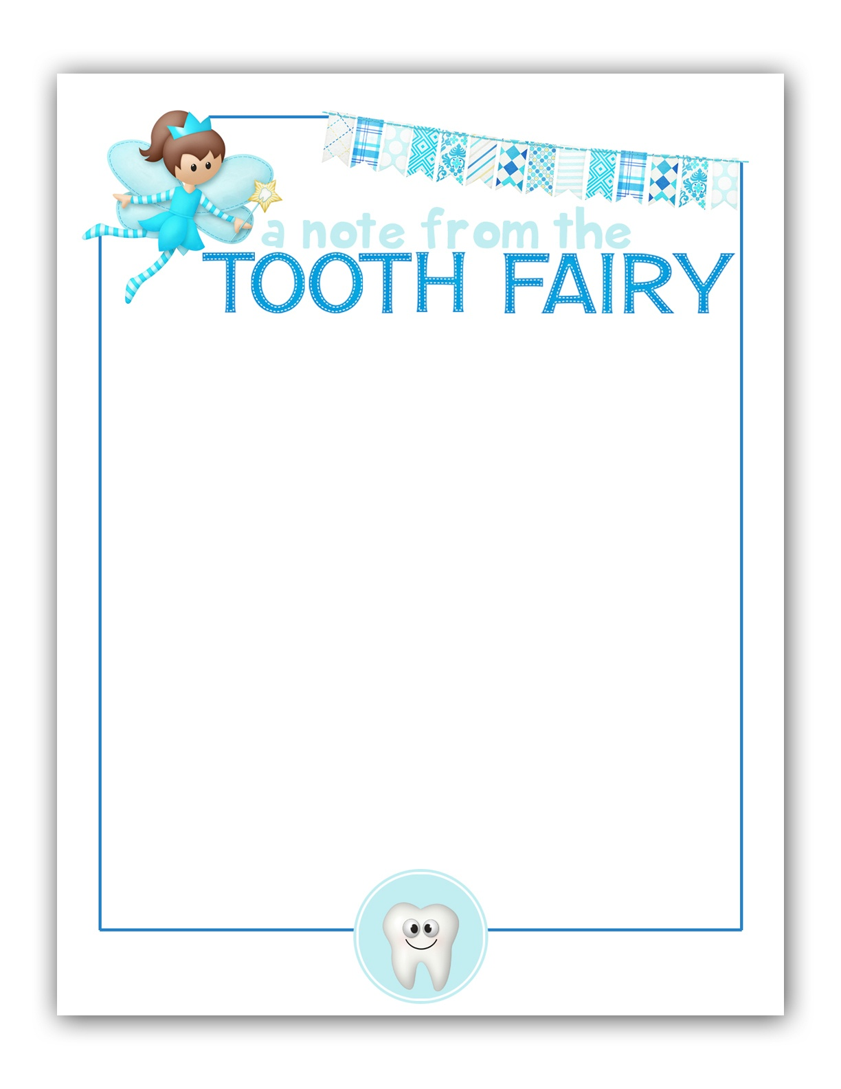 M|K Designs Blog: Tooth Fairy Stationary - Free Printable - Free Printable Tooth Fairy Pictures