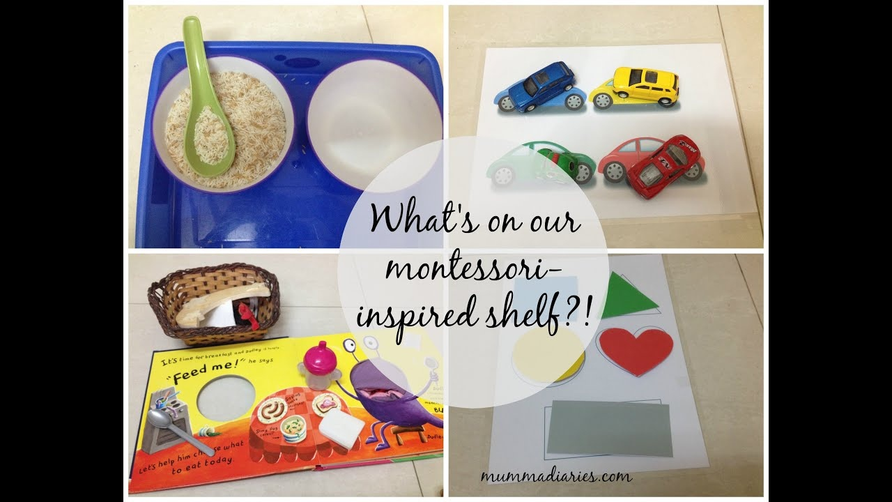 Montessori-Inspired Toddler Learning Activities! (W Free Printables - Toddler Learning Activities Printable Free