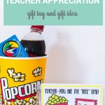 Movie Teacher Appreciation Ideas Free Printable Tag   Free Printable Tags For Teacher Appreciation