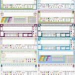 Name Plates | School | Kindergarten Classroom, Student Name Plates   Free Printable Desk Name Plates For Students