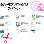 New March Printables Coupons!!   Acne Free Coupons Printable