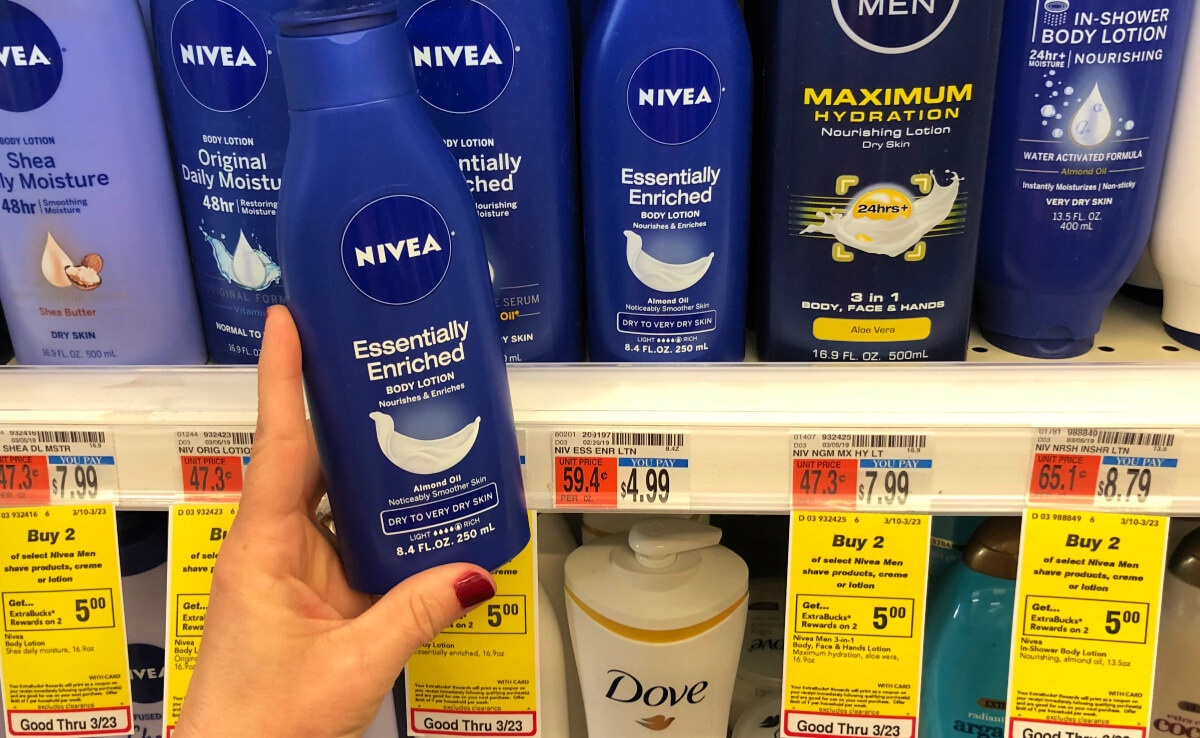 Nivea Body Lotion As Low As Free At Cvs! |Living Rich With Coupons® - Free Printable Nivea Coupons