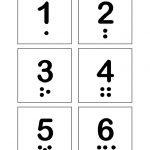 Numbers 1 Through 10   Kaza.psstech.co   Free Printable Numbers 1 10