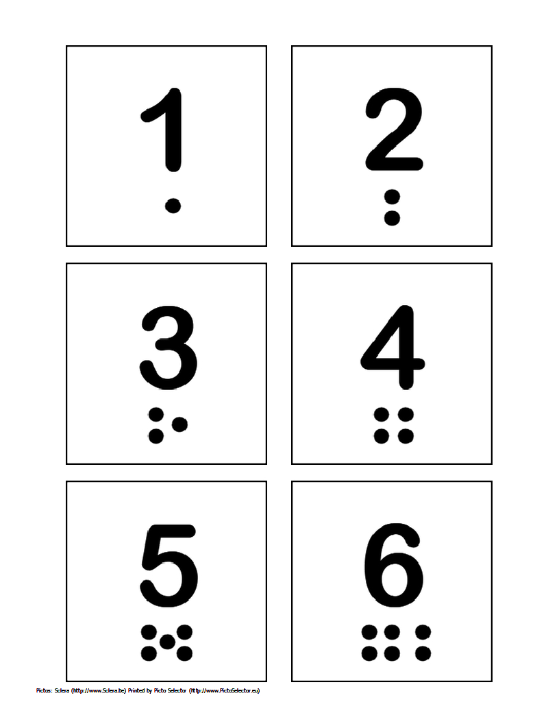Numbers 1 Through 10 - Kaza.psstech.co - Free Printable Numbers 1 10