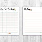 Organize Your Finances  Printable Budget Binder  Floral  A   Free Printable Budget Binder