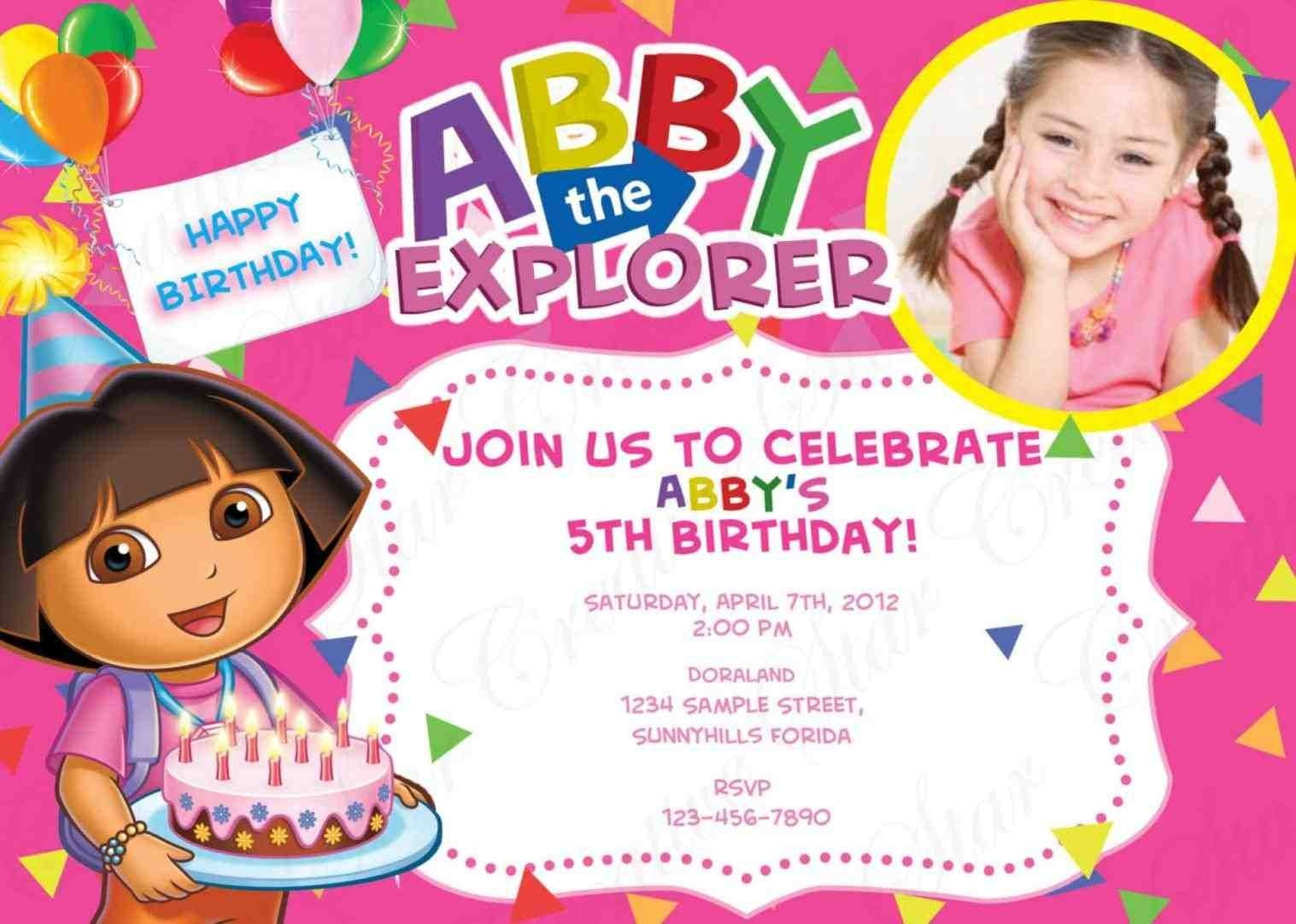 Others : Free Printable Sport Themed Birthday Invitation Card For - Dora Birthday Cards Free Printable