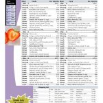 Paleo Diet 30 Day 1500 Calories A Day Meal Plan To Lose Weight   Free Printable Meal Plans For Weight Loss