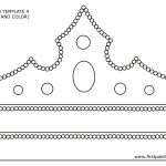 Paper Crown Template   Google Search | Primary | Crown Template   Free Printable King Crown Template