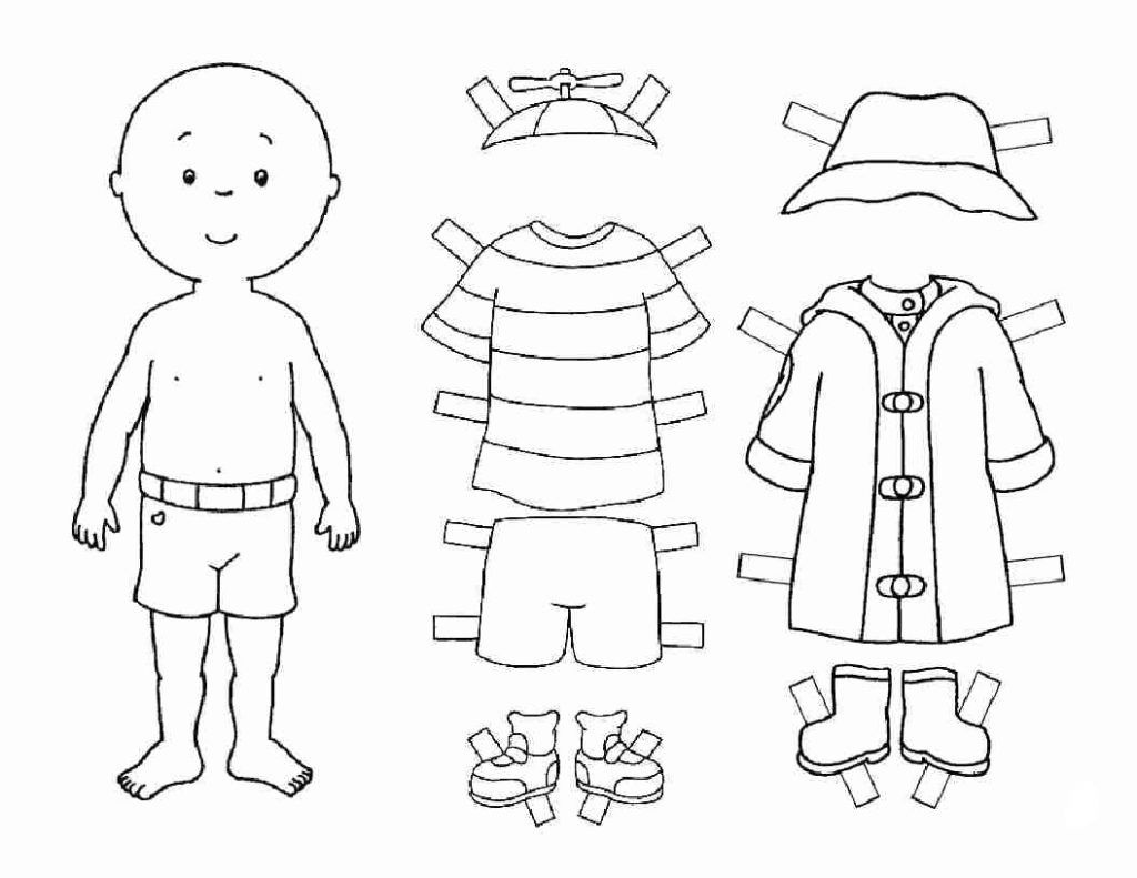 Paper Doll Template | Puzzles And Games | Paper Doll Template, Paper - Free Printable Paper Dolls