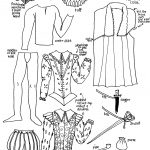 Paper Dolls | Practical Pages   Medieval Paper Dolls Free Printable