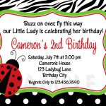 Photo : Free Ladybug Baby Shower Image   Free Printable Ladybug Invitations