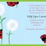 Photo : Nw Rlp 443 Jpg Image   Free Printable Ladybug Baby Shower Invitations Templates