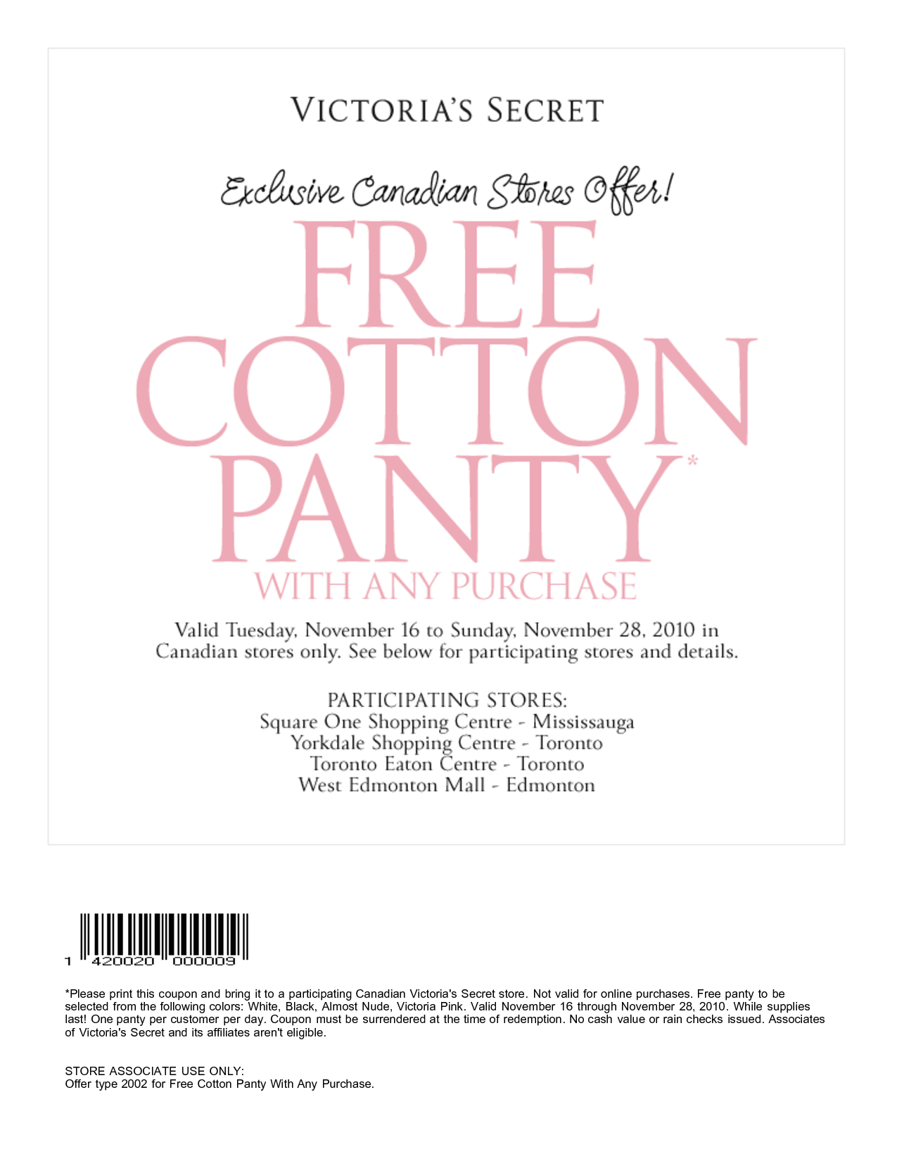 """Pink Nation Is Mostly Devoted To The Victoria's Secret """"Pink"""" Line - Free Printable Coupons Victoria Secret"""