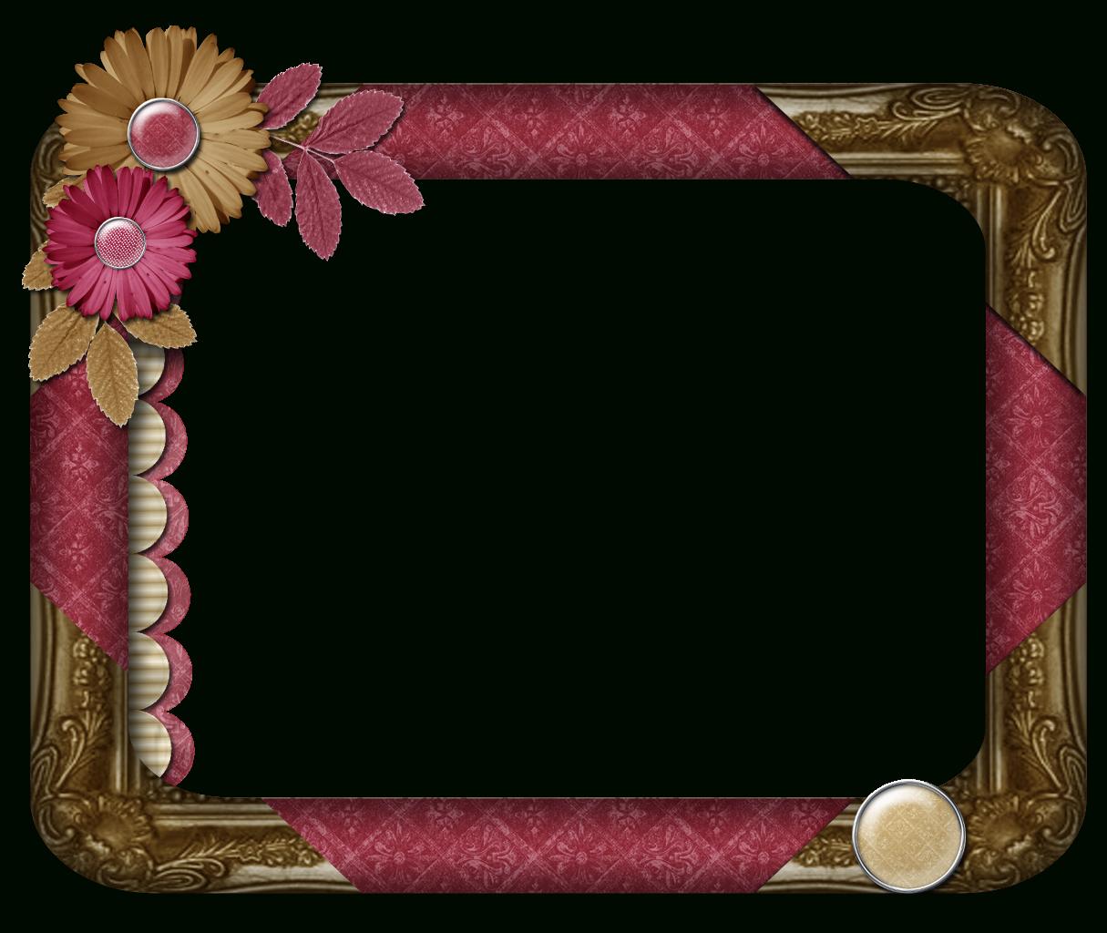 Pinrt Digital Media Marketing On Frames | Scrapbook Frames, Free - Free Printable Frames For Scrapbooking