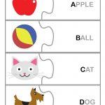 Pinsam Latheef On Kids | Alphabet Games, Pre K, Matching Games   Free Printable Toddler Matching Games
