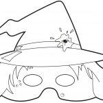 Pintia Renee On Holiday: Halloween: Witches | Printable   Free Printable Halloween Face Masks