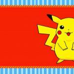 Pokemon: Free Printable Invitations.   Oh My Fiesta! For Geeks   Pokemon Invitations Printable Free