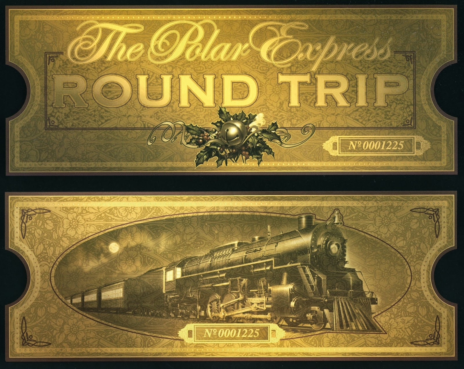 Polar Express Movie Night - Free Printable - Savvy Nana - Free Polar Express Printable Tickets