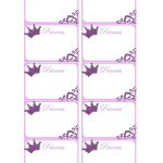 Princess Labels   Free Printable | Kids | Printable Labels   Hello Kitty Name Tags Printable Free