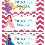 Princess Party Free Printable   Free Printable Princess Birthday Banner
