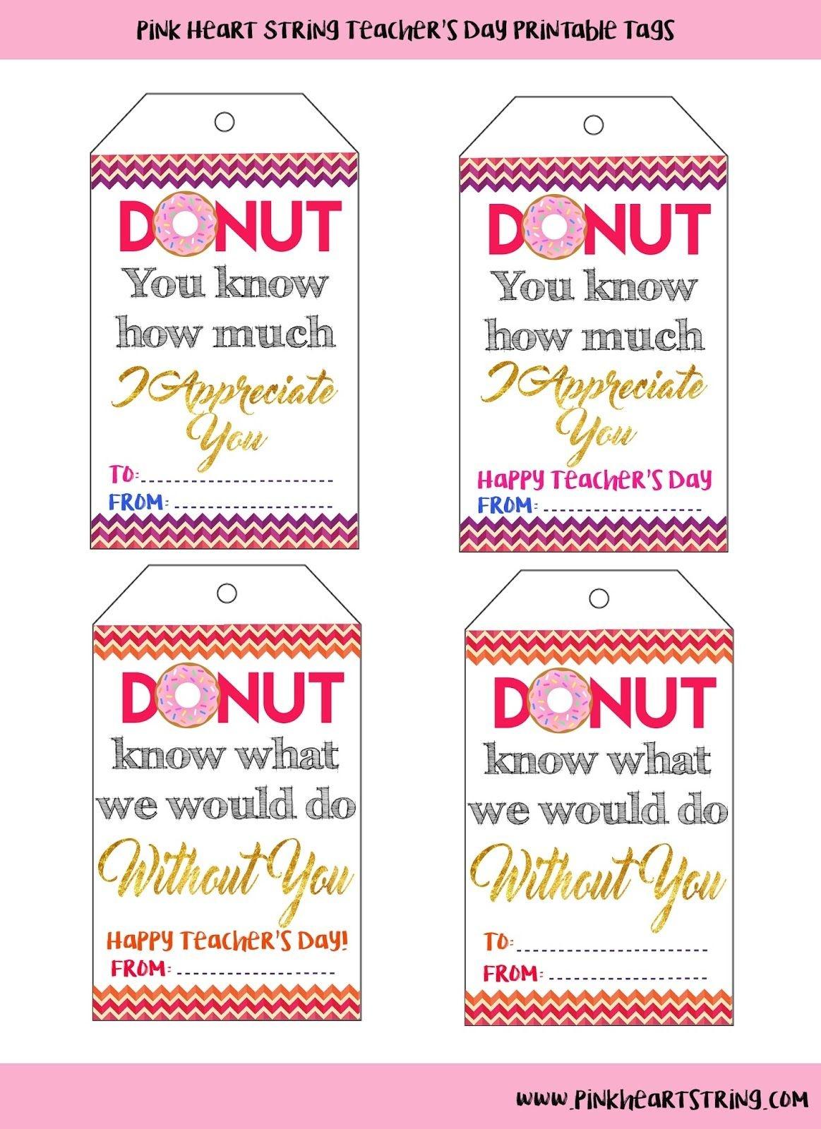 Print This Free Teacher Appreciation Printables Pdf If You Are - Free Printable Tags For Teacher Appreciation