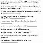 Printable Bible Trivia And 15 Easy Bible Trivia Questions – Rtrs.online   Free Printable Bible Trivia For Adults