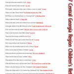 Printable Bible Trivia And Beautiful Printable Bible Trivia   Free Printable Bible Trivia For Adults