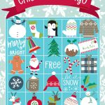 Printable Christmas Games | Blue Mountain   Free Printable Christmas Bingo