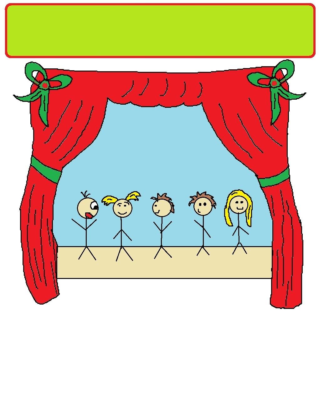 Printable Christmas Play Invitations For Church - Free Printable Christmas Plays Church