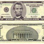Printable Dollar Bills | 2006 5, Old Style? | Coping Skills | Dollar   Free Printable Us Currency