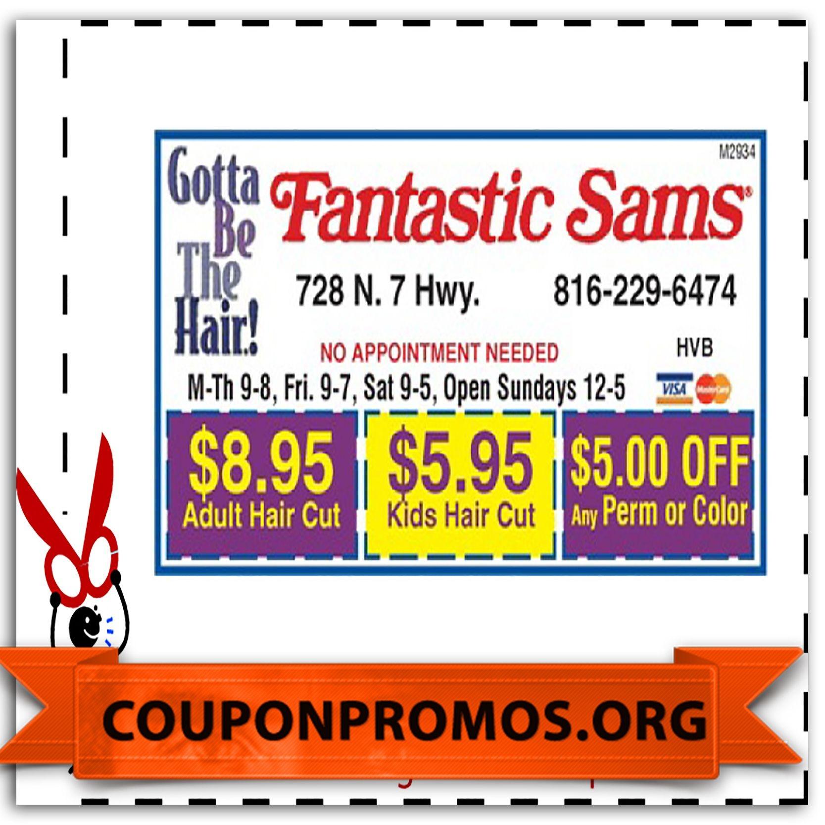 Printable Fantastic Sams Coupons For January   January Coupons 2015 - Free Printable Coupons For Fantastic Sams