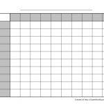 Printable Football Squares Sheets   Free Printable Football Play Sheets