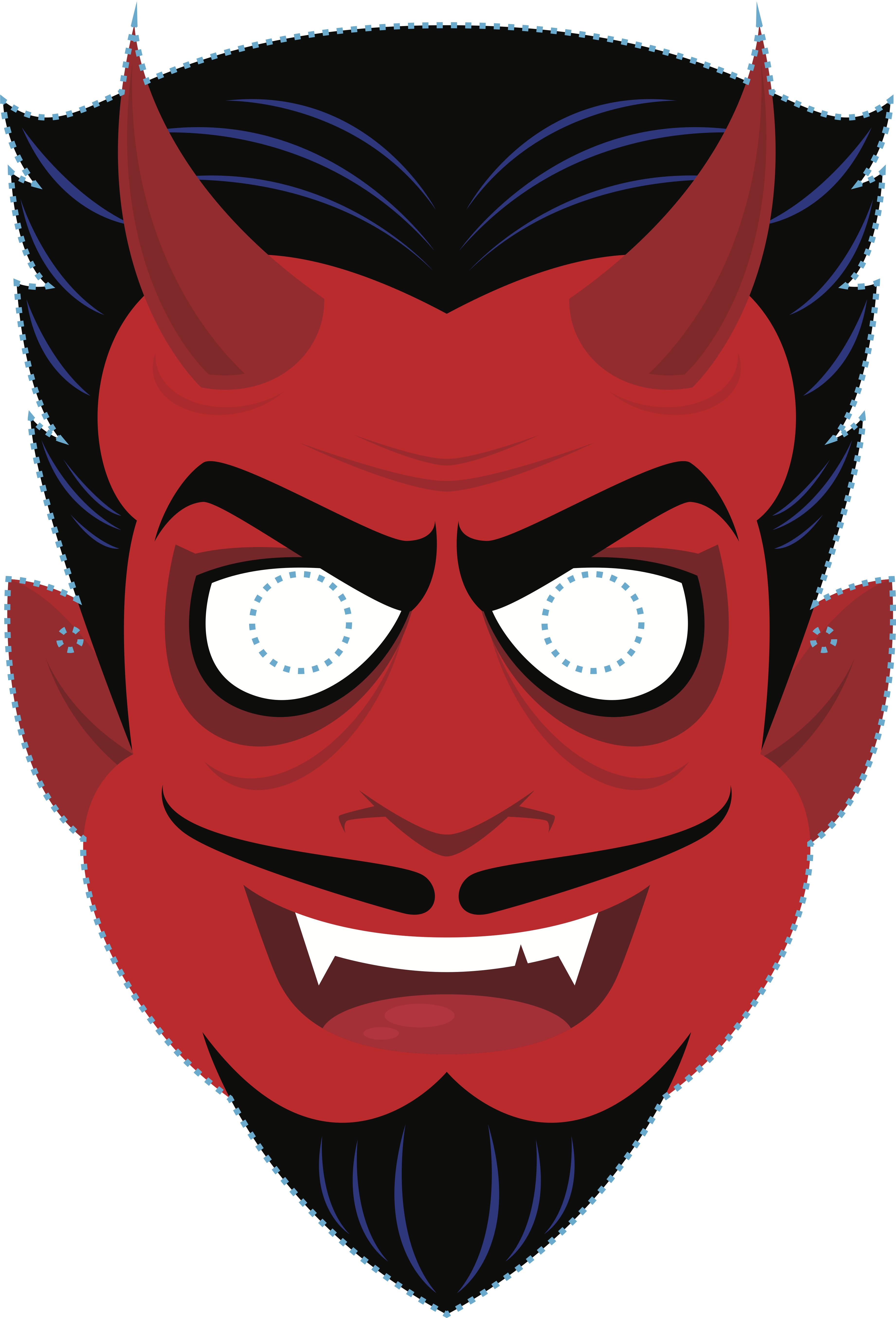 Printable Halloween Masks | Printable Halloween Masks | Printable - Free Printable Halloween Face Masks