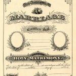 Printable Marriage Certificate   Kaza.psstech.co   Fake Marriage Certificate Printable Free