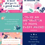 Printable Mother's Day Notes | Scrap Booking | Mothers Day Quotes   Free Printable Mothers Day Cards Blue Mountain