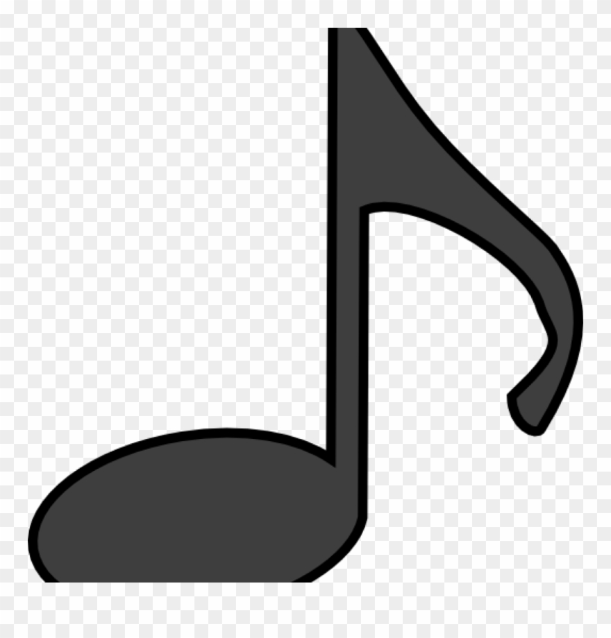 Printable Music Notes Note Clip Art At Clker Vector - Free Music - Free Printable Pictures Of Music Notes