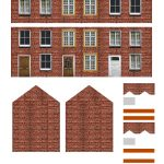 Printable N Gauge Buildings 8 Free Printable Ho Scale Buildings   Free Printable Model Railway Buildings