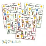 Printable Nativity Bingo Game   Games   Printable Christmas Games   Free Printable Bible Bingo For Preschoolers
