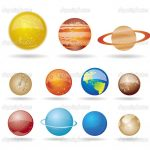 Printable Planets And Solar System Pictures   Printable   Solar   Solar System Charts Free Printable