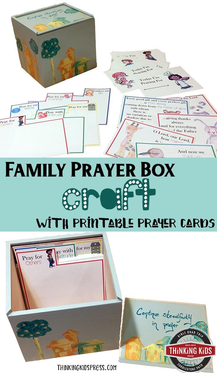 Printable Prayer Cards - Homeschool Printables For Free - Free Printable Prayer Cards
