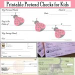 Printable Pretend Checks For Kids   Printables 4 Mom   Free Printable Play Checks