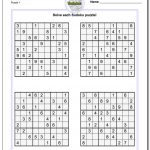 Printable Soduko | Room Surf   Download Printable Sudoku Puzzles Free