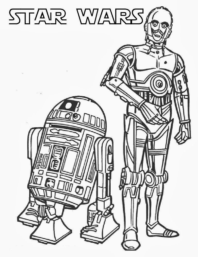 Printable Star Wars Coloring Pages | Coloring | Színezőlapok - Free Printable Star Wars Coloring Pages